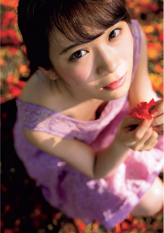 Akimoto Manatsu 秋元真夏 Nogizaka46, FLASH 2017.06.06 (フラッシュ 2017年06月06日号)