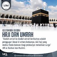 Keutamaan Ibadah Haji dan Umroh - Kajian Aa Gym