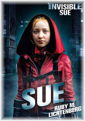 Invisible Sue 2019 300MB HDRip ESubs English Movie Download Free Poster