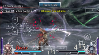 Download Dissidia 012: Duodecim Final Fantasy PPSSPP Iso USA