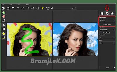 تحميل برنامج PhotoScissors لإزالة خلفيات الصور