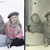 تأثير لجعل الصورة كأنها تصوير قديم CM Vintage Old Photo Effect Overlays
