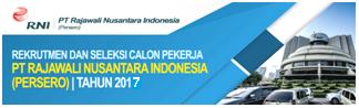 Info Lowongan Kerja Via Email PT RNI (Rajawali Nusantara Indonesia) Persero Jakarta