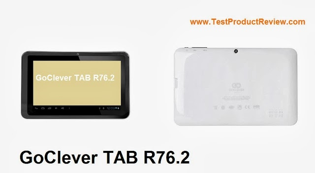 GoClever TAB R76.2 7-inch cheap Android tablet