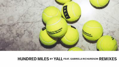 Yall - Hundred Miles ( Kokiri Remix ) ft. Gabriela Richardson