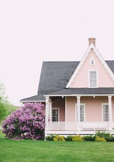 Rumah Cat warna pink cocok dengan warna apa?