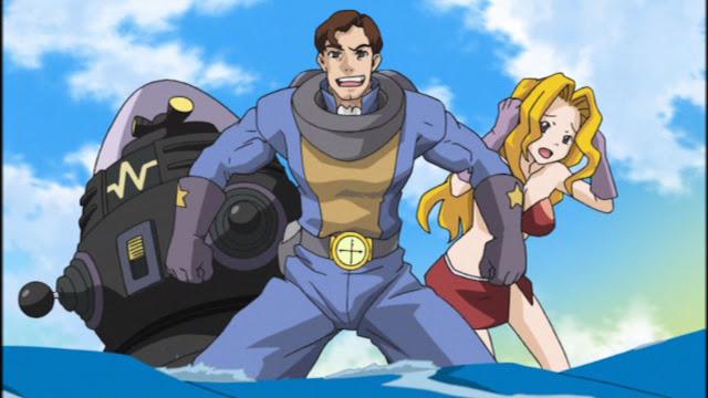 El equipo Rocket de este anime