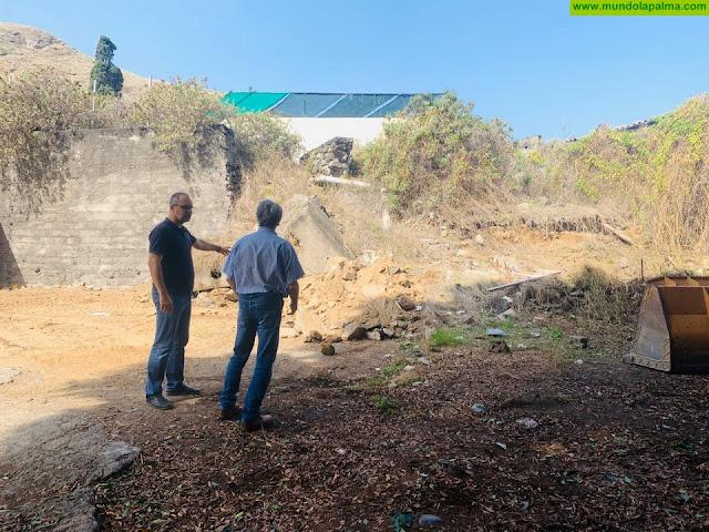 El Ayuntamiento de Santa Cruz de La Palma habilita aparcamientos extra con motivo del 'Día de difuntos'