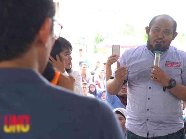 Pengusaha Kuliner Jambi Mengeluh ke Sandiaga Uno