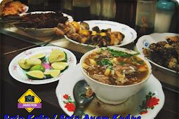 Menu Masakan Rumahan Untuk Sajian Lebaran