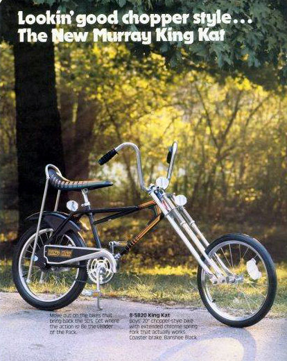 Just A Car Guy: I've seen some goofy kids bikes from the 70s