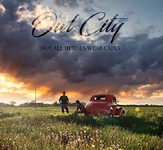 Kunci Gitar (Kord) Owl City - Not All Heroes Wear Capes