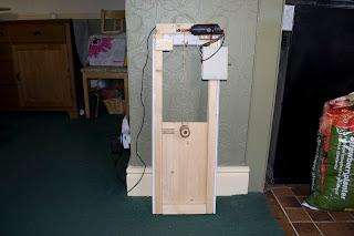 Diy Automatic Coop Door Opener Back To The Old Ways