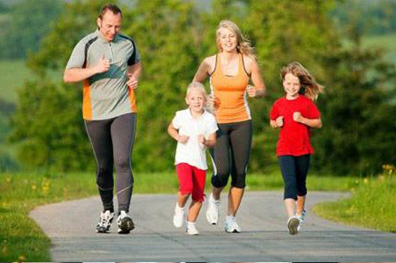 Olahraga Akan Menjaga Berat Badan Dan Sehat Hingga Tua
