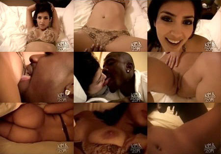 Sexy kim kardashian nude having sex — pic 1