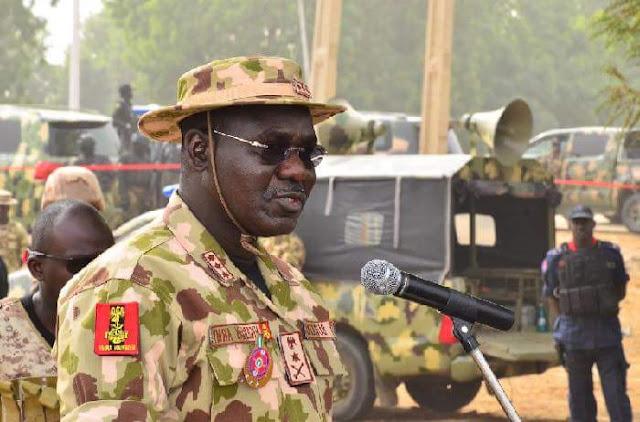 Operation Python Dance (Egwu Eke II): Nigerian Army lists what it has achieved so far