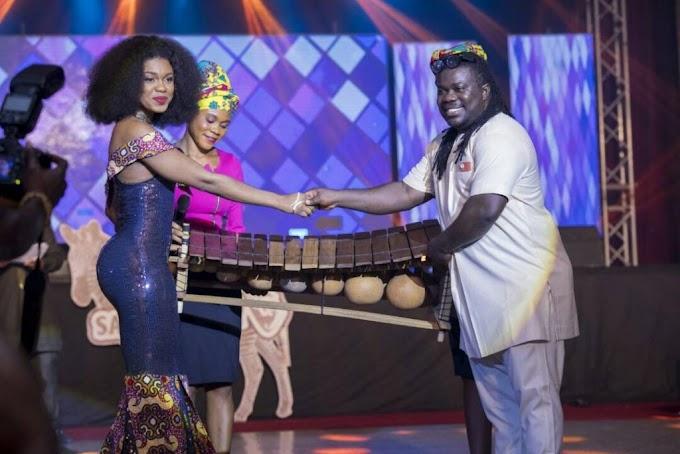 Zylofon Media grabs Awurama Badu's iconic xylophone for Gh50,000