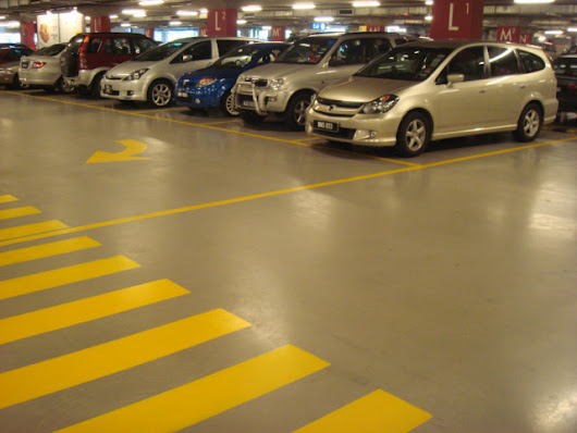 Car Park Epoxy Coating System - Protect Your Investment