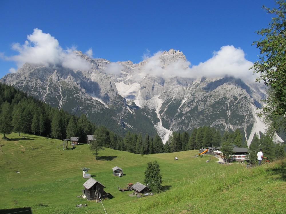 50acfbe2a1 Montagne di escursioni: Val Pusteria - Passeggiata per famiglie ai ...