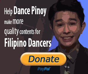 Dance Pinoy needs you!