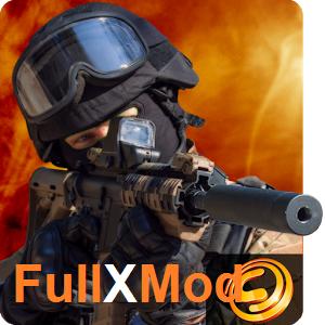 Battlefield Combat Duty Call Mod Apk