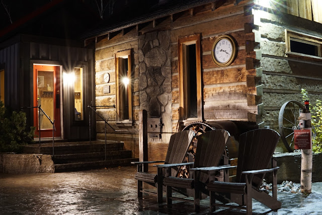 Scandinave Spa Blue Mountain Collingwood Ontario Relaxation