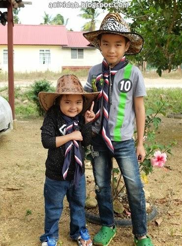 Cowboy dan cowgirl