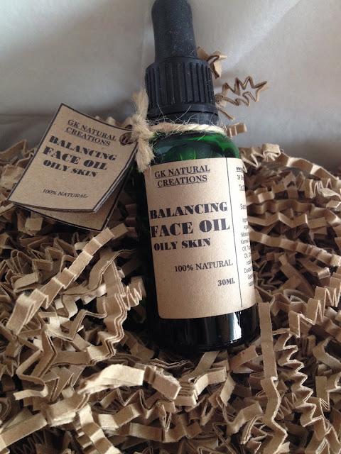 GK Face Oil