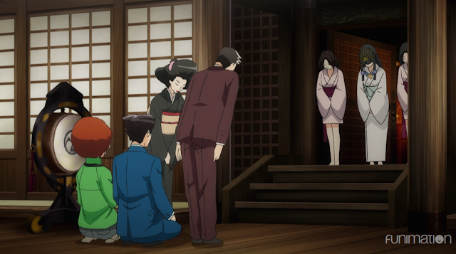 Ace Attorney anime Reunion and Turnabout Maya Fey Kurain assistants Turner Grey Phoenix Wright