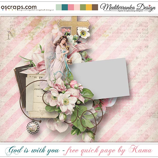 GOD WITH YOU + CHANCE TO WIN + FREE QP FROM KAMA