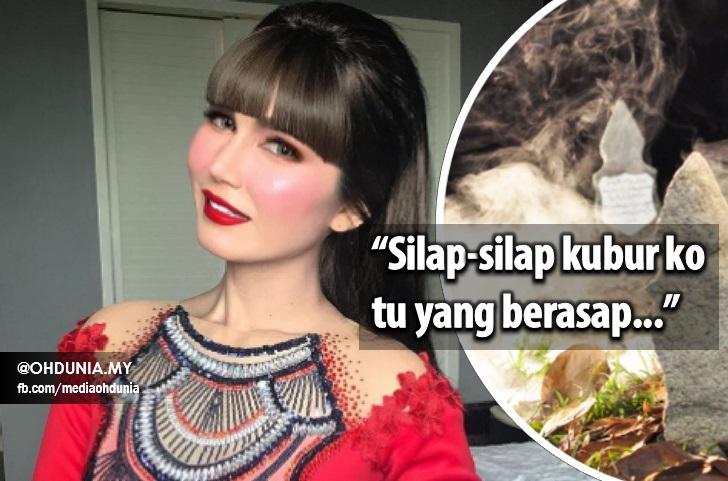 """""""Jangan Nak Kecam Sangat, Silap-Silap Kau Tu Mati Kubur Berasap"""" – NurSajat"""