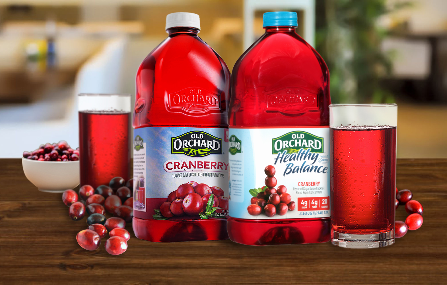 old orchard cranberry juice: tips on having healthy kidneys