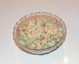 Salata a la russe de post retete culinare,