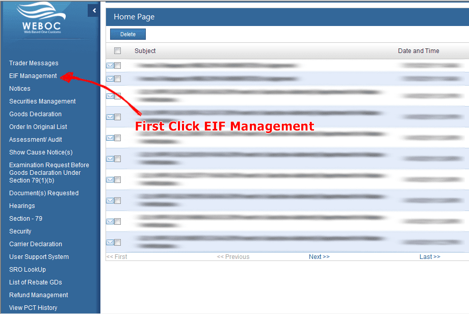 EIF-Management-In-WeBoc