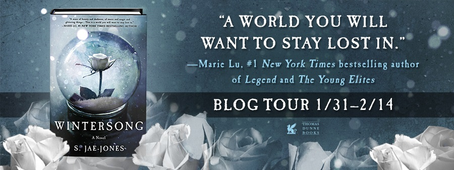 Blog Tour Review: Wintersong by S. Jae-Jones St. Martin's Press Journey Through Fiction