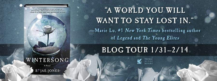 Blog Tour Review: Wintersong by S. Jae-Jones St. Martin's Press Journey Through Fiction