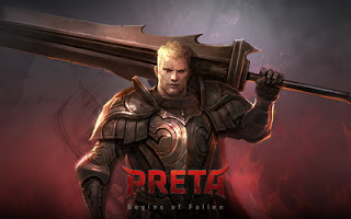 PRETA APK MOD High Damage Hp No CD Skill