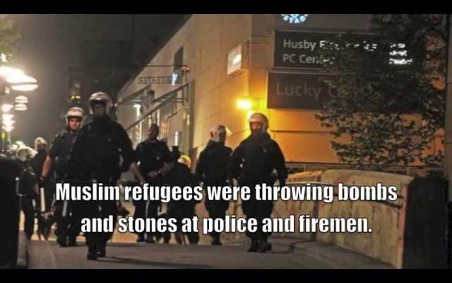 Σουηδία: Εκτός ελέγχου το μεταναστευτικό…