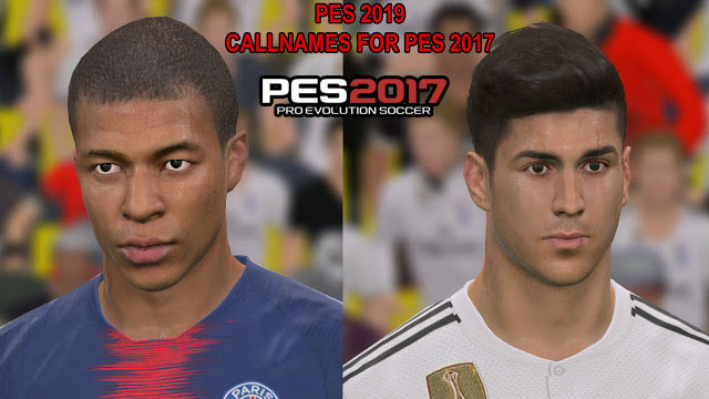 PES 2019 Commentary + Callnames Patch For PES 2017