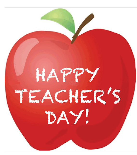 heart for teachers day images