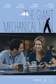 The Giant Mechanical Man movie poster