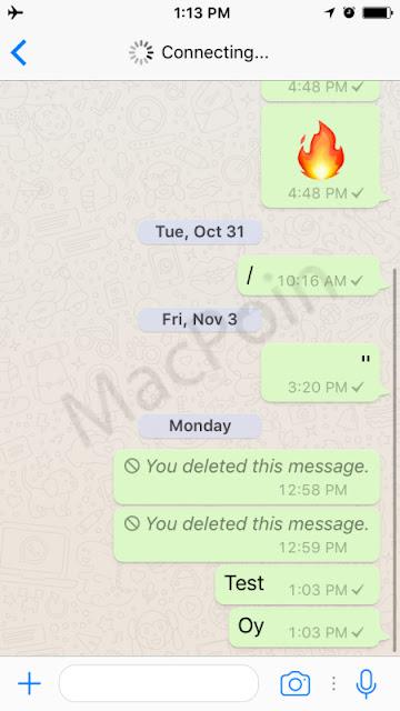 cara hapus chat whatsapp yang sudah lebih dari 7 menit-anditii.web.id