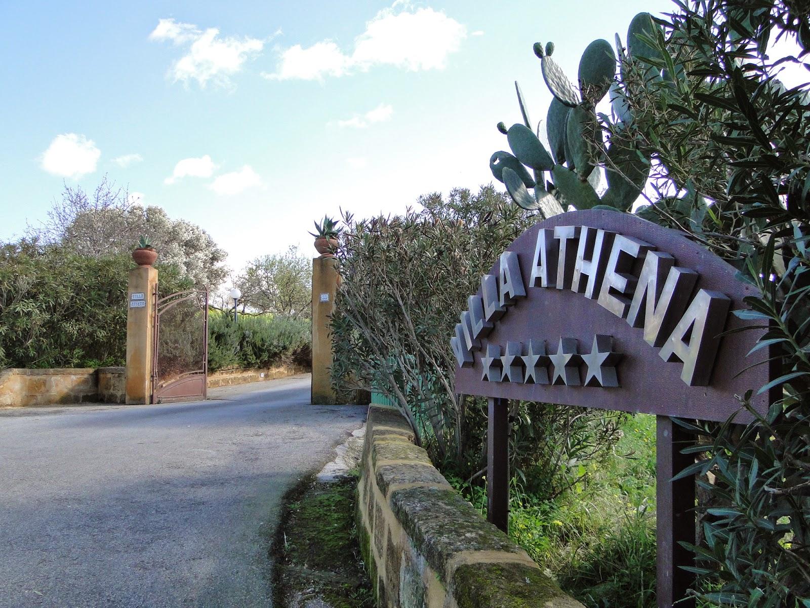 La Terrazza Degli Dei Agrigento Italy A Traveling