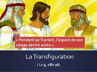 diaporamas la Transfiguration