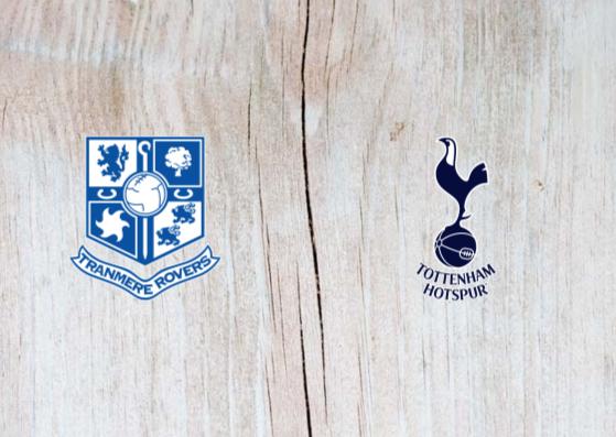 Tranmere vs Tottenham Full Match & Highlights 4 January 2019