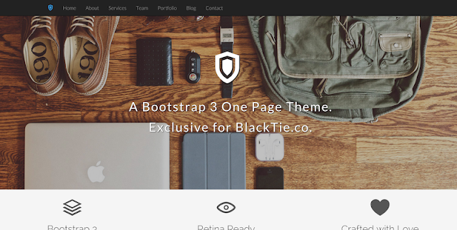 10 Free Responsive Bootstrap Templates 2016
