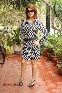 Actress Saloni Latest Pos in Short Dress  0263.JPG