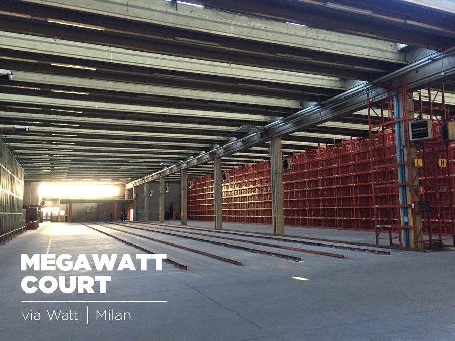 Urban Things Chestii Urbane Megawatt Court Milano