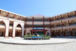 Jurusan dan Daya Tampung SPAN PTKIN Institut Agama Islam Negeri Madura (IAIN Madura)
