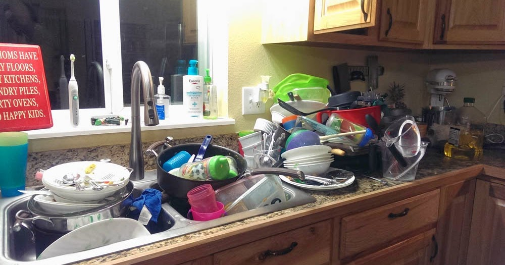 The Bartle Bulletin Washing The Dishes